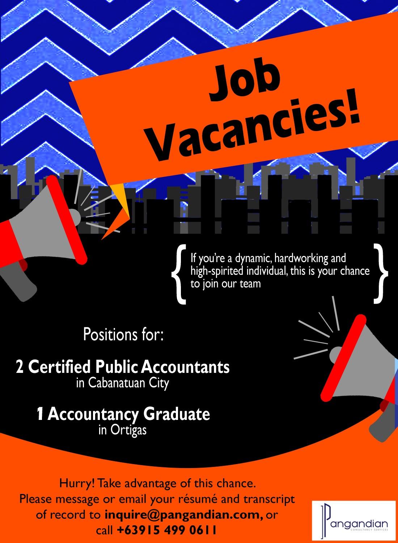 Vacancy Offers-1